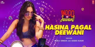 Hasina-Pagal-Deewani-Hindi-Song-Lyrics