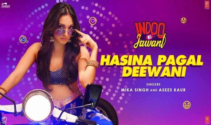 Hasina-Pagal-Deewani-Hindi-Song-Lyrics