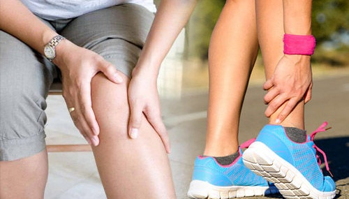 जानिए पैरो में दर्द होने के कारण और उपाय