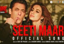 Seeti Maar Lyrics in Hindi