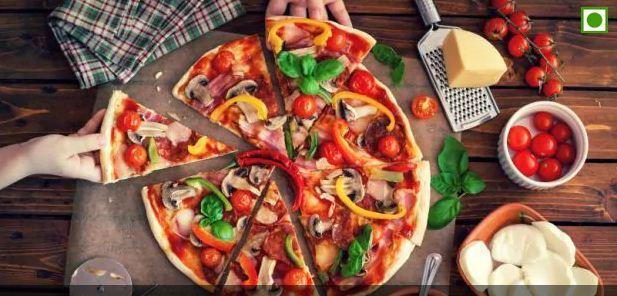 Pizza Recipe: आटे का पिज्जा बनाने की आसान विधि, यह है सामग्री