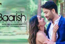Baarish Ban Jaana Latest Hindi Song Lyrics