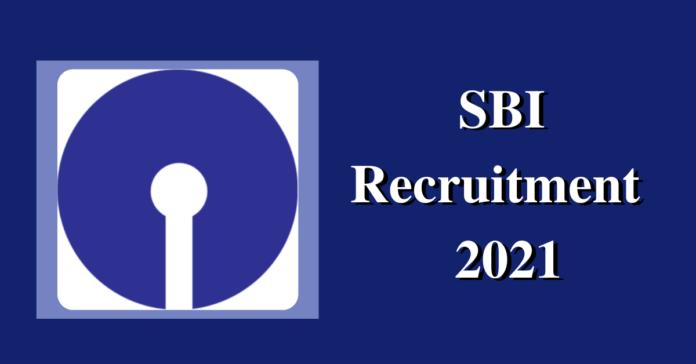 SBI-Recruitment-Exam 2021